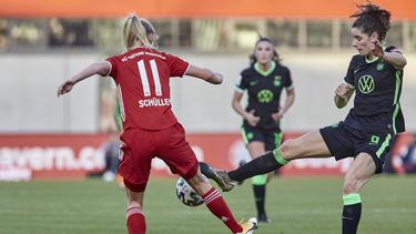 Die Frauen des VfL Wolfsburg treffen in der ersten K.o.-Runde der neuen Champions-League-Saison auf Spartak Subotica