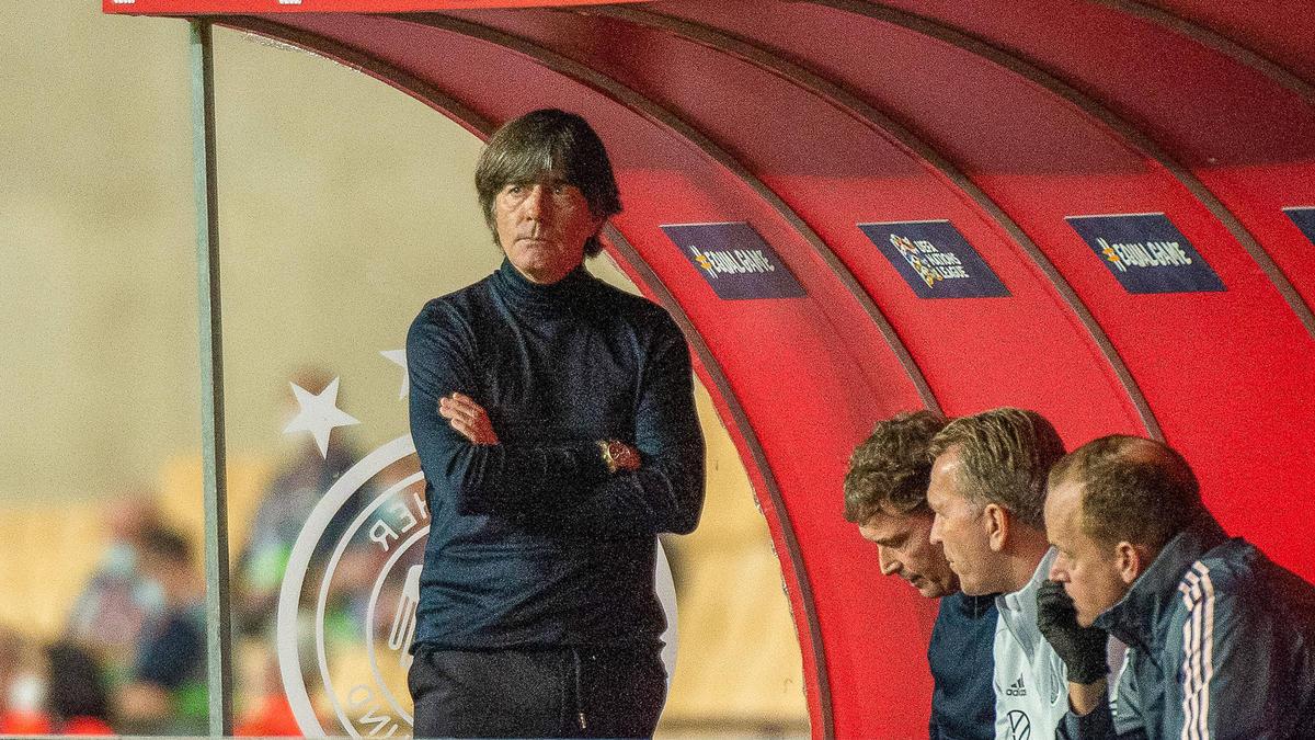 Anfang Dezember wird über die Zukunft von Joachim Löw als Bundestrainer entschieden