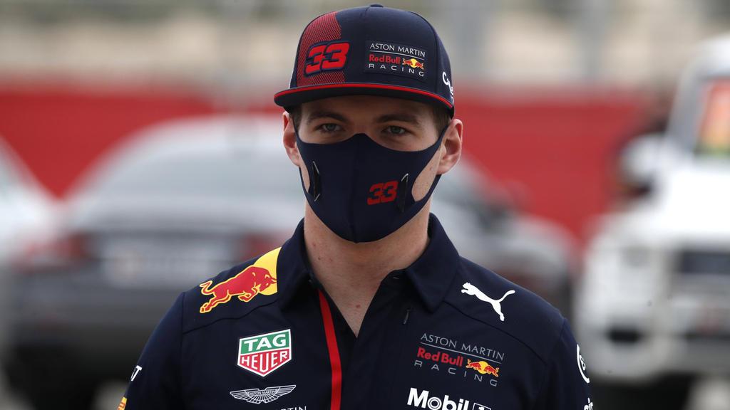 Formel-1-Familie: Max Verstappen mit seinem Vater Jos Verstappen
