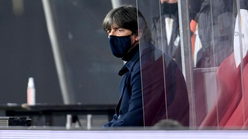 Startet in ein schwieriges Jahr 2021: Bundestrainer Joachim Löw