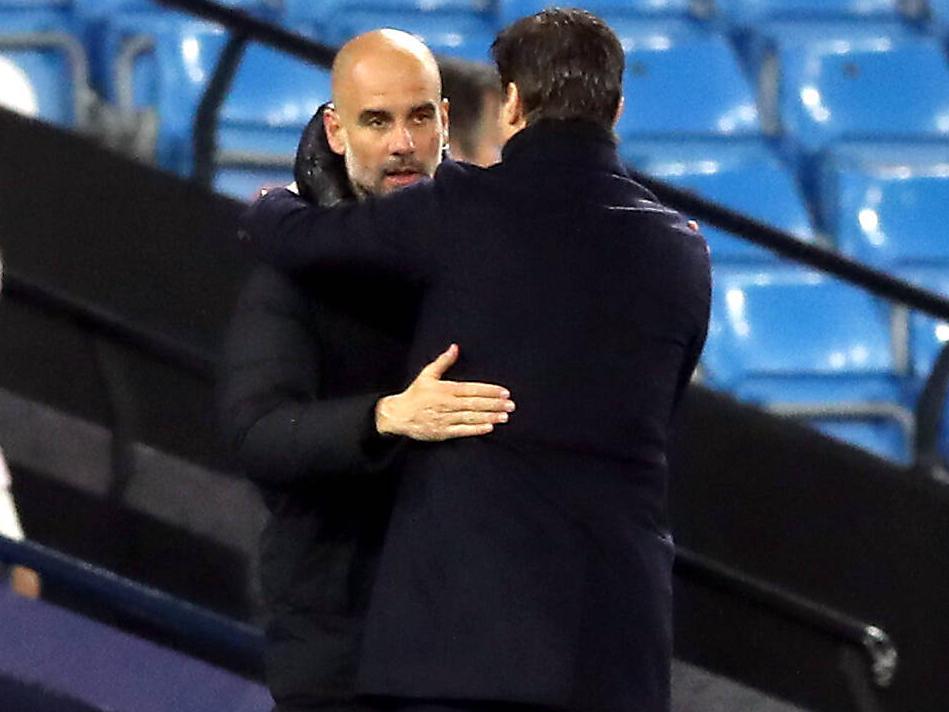 Pep Guardiola zieht erstmals mit City ins Champions League-Finale ein