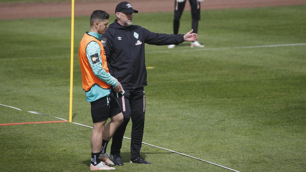 Thomas Schaaf soll Werder vor dem Abstieg retten