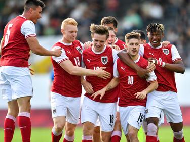 Erfolgreicher Start in die EM-Qualifikation für das ÖFB-U21-Team