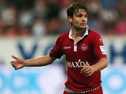 Daniel Halfar wird künftig Kapitän des 1. FC Kaiserslautern