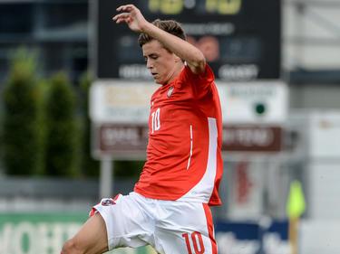 Christoph Baumgartner avancierte zum Matchwinner
