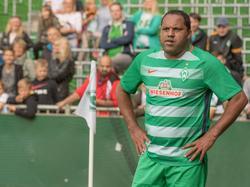Ailton spielt für Werders Traditionsmannschaft