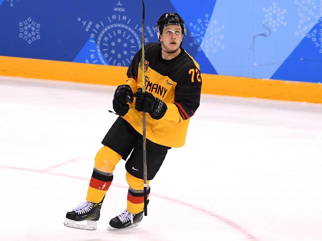 Dominik Kahun hat seine Qualitäten in Pyeongchang unter Beweis gestellt