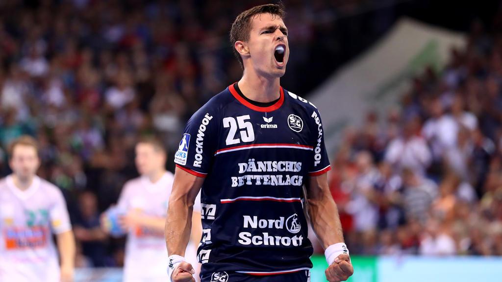 Nächster Sieg für Flensburg!