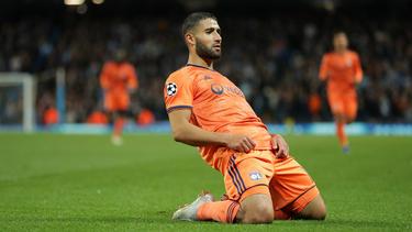 Nabil Fekir soll beim FC Bayern München auf dem Zettel stehen