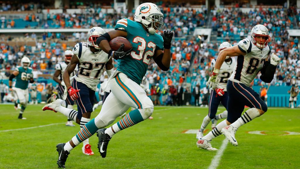 Miami Dolphins Spielplan