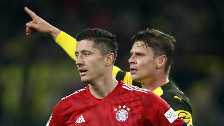 Einen Transfer, wie den von Robert Lewandowski zum FC Bayern, soll es in Dortmund nicht mehr geben