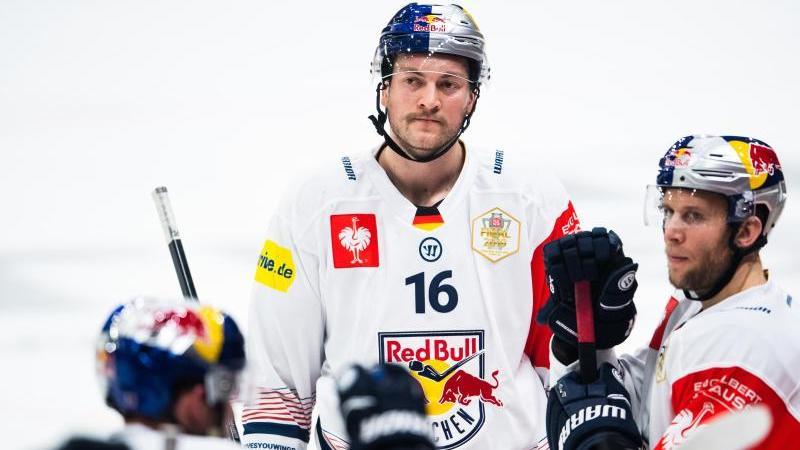 Der EHC Red Bull München hat einen historischen Triumph verpasst