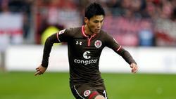 Ryo Miyaichi verlängert bei St. Pauli bis 2021