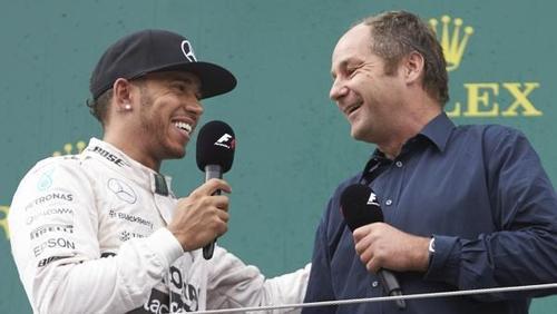 Gerhard Berger hat für Lewis Hamilton nichts als Lob übrig