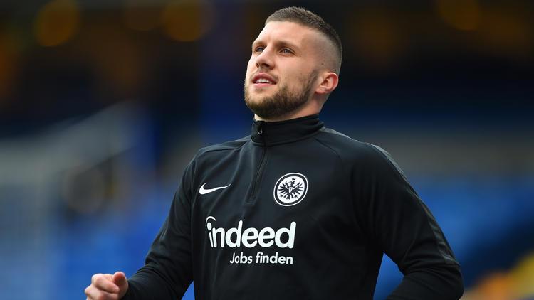 Ante Rebic könnte Eintracht Frankfurt im Sommer verlassen
