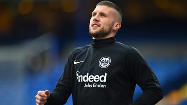 Ante Rebic wird wohl von Inter Mailand umworben