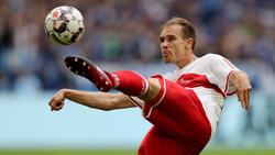 Holger Badstuber konnte beim VfB Stuttgart wieder mittrainieren