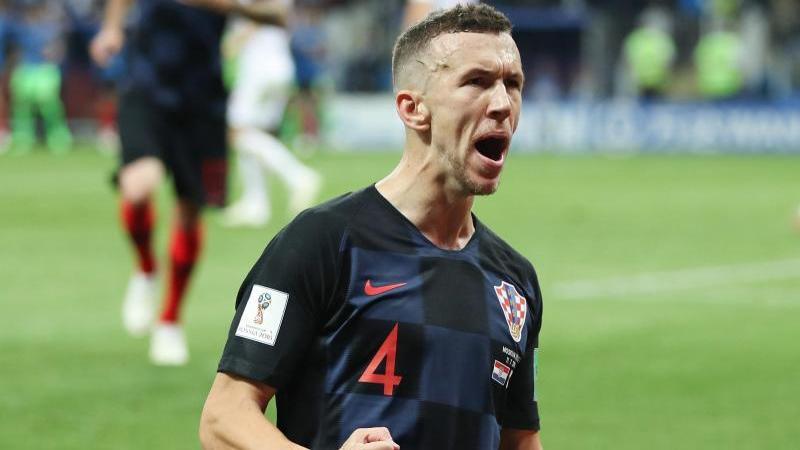 Ivan Perisic traf für seine Kroaten
