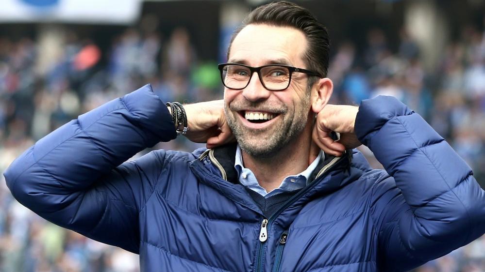 Michael Preetz darf sich bei Hertha BSC über einen Geldsegen freuen
