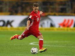 Joshua Kimmich könnte es ins Team des Jahres der UEFA schaffen