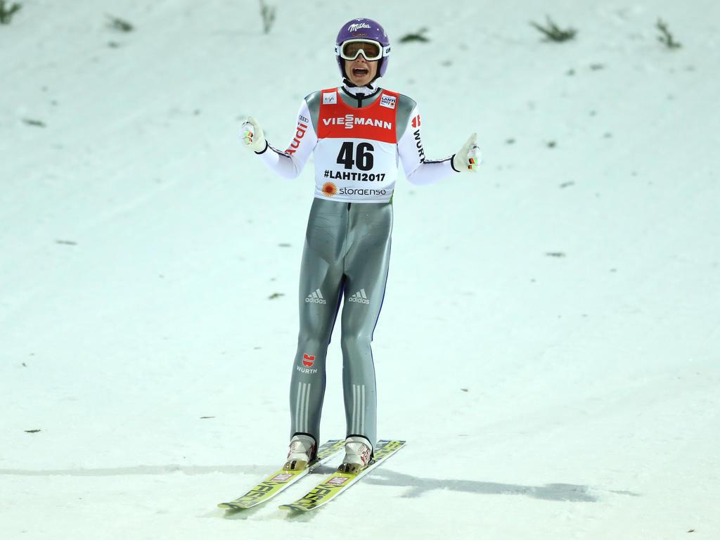 Andreas Wellinger hat die Qualifikation für sich entschieden