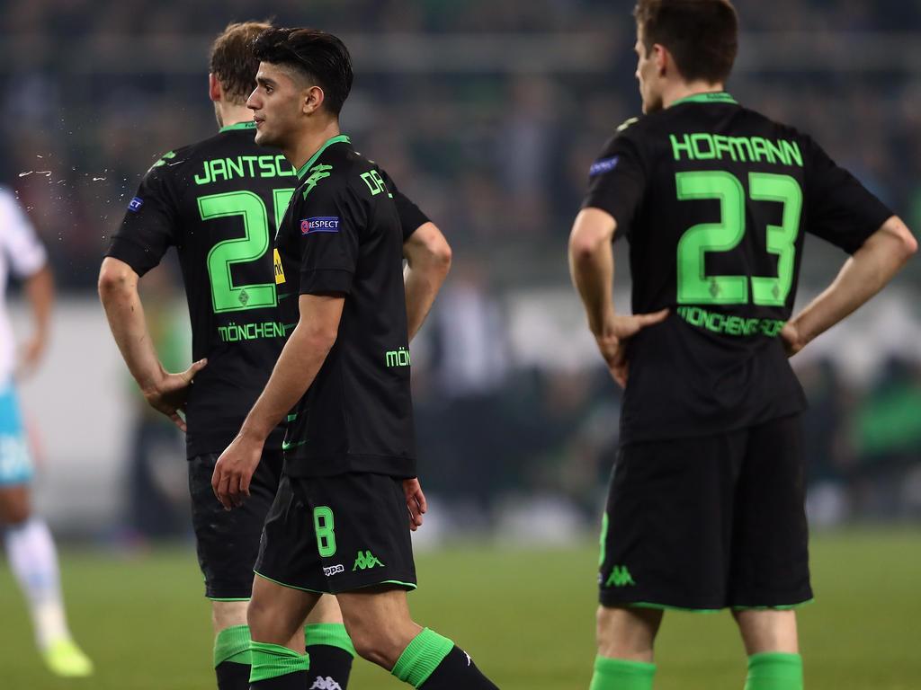 Borussia Mönchengladbach schied gegen Schalke unglücklich aus