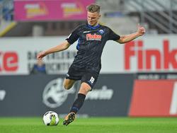 Dennis Srbeny fehlt dem SC Paderborn in den kommenden Wochen