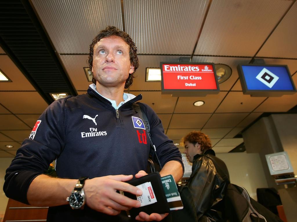 Thomas Doll ist offenbar Trainer-Kandidat beim HSV