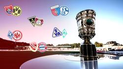 Wo droht Stolpergefahr im DFB-Pokal?
