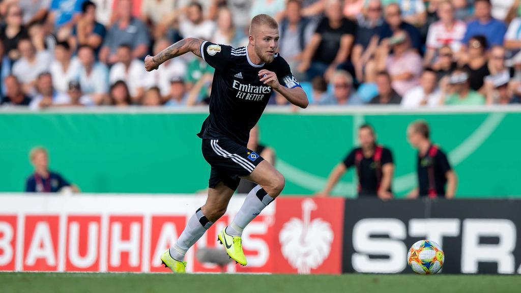 Der HSV empfängt den VfL Bochum