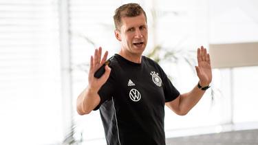 Guido Streichsbier ist auch in Zukunft als Coach für den DFB tätig