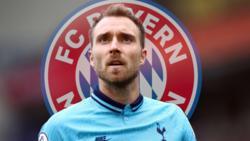 Christian Eriksen wird offenbar vom FC Bayern umworben