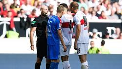 Holger Badstuber muss die nächsten Wochen zuschauen