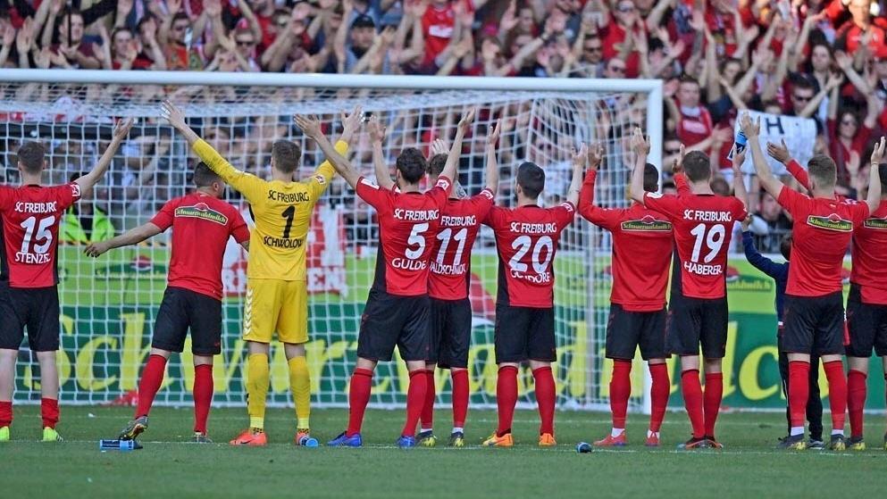 Die Heimspiele des SC Freiburg steigen ab kommender Saison an