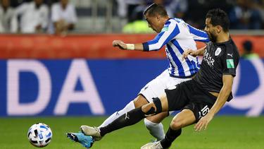 CF Monterrey setzte sich gegen Al-Sadd durch