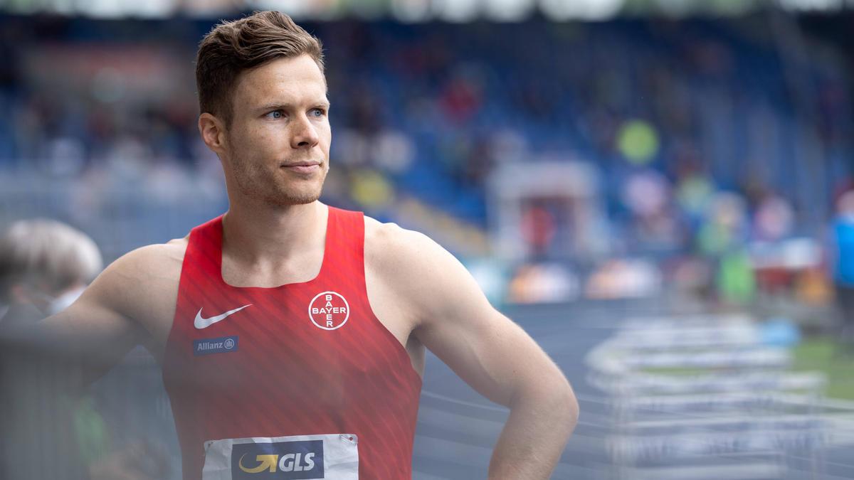 Markus Rehm ist bei Olympia nur Zuschauer