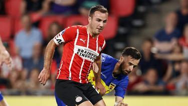 Mario Götze bleibt bei PSV