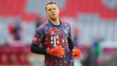 Manuel Neuer vom FC Bayern erhält Bayerischen Verdienstorden