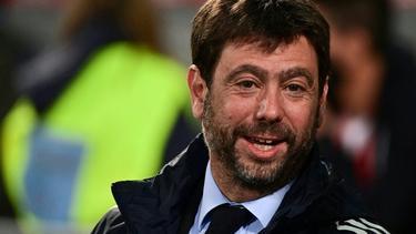 Juve-Präsident hält weiter an Super-League fest
