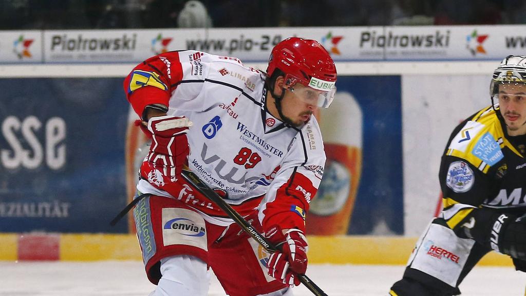 Lucenius erhält einen Vertrag bis zum Saisonende
