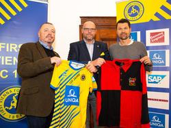 Die Vienna freut sich auf die Zusammenarbeit mit Sheffield