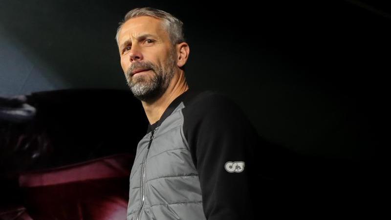 Ist wegen der Spielabsage nicht besorgt: Gladbachs Trainer Marco Rose