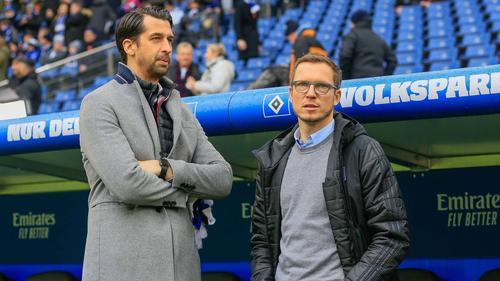 Starkes Duo beim HSV: Jonas Boldt (l.) und Michael Mutzel (r.)