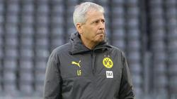 Lucien Favre wurde nach zweieinhalb Jahren Amtszeit beim BVB entlassen
