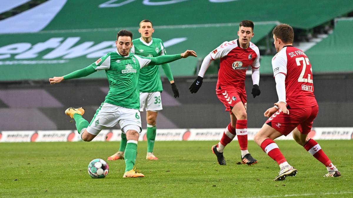 Spielplan Werder 2021/17
