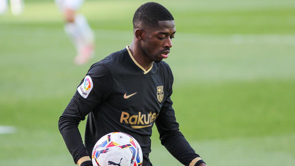 Ousmane Dembélé startete nach seinem Abschied vom BVB nicht wie erhofft durch