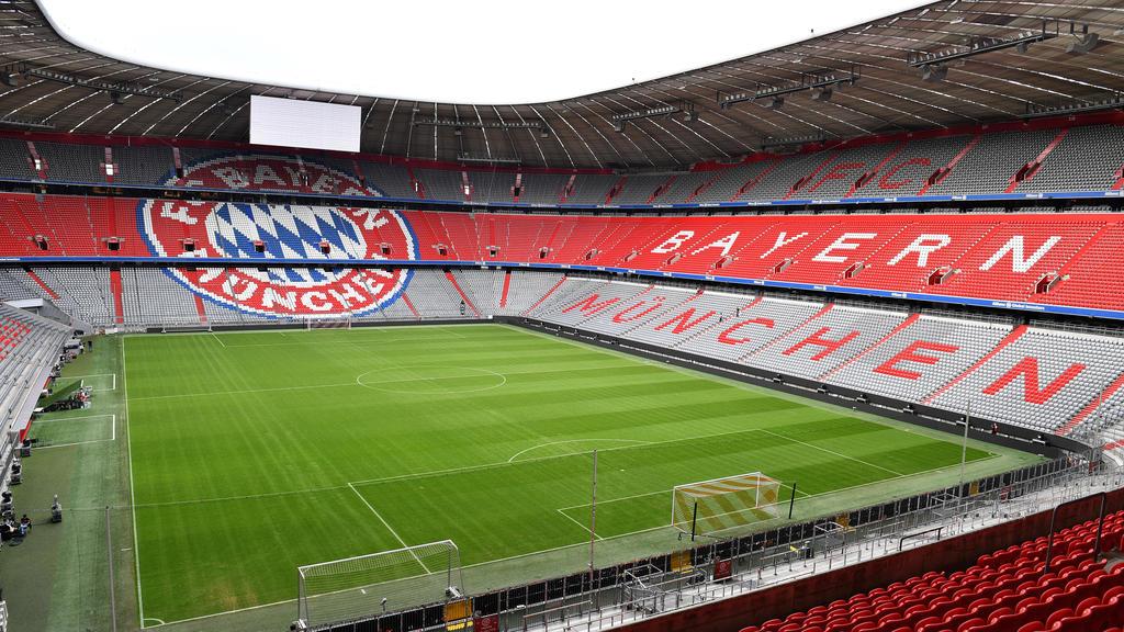 Bayerns Innenminister kann sich Fans bei den EM-Spielen in der Allianz Arena vorstellen