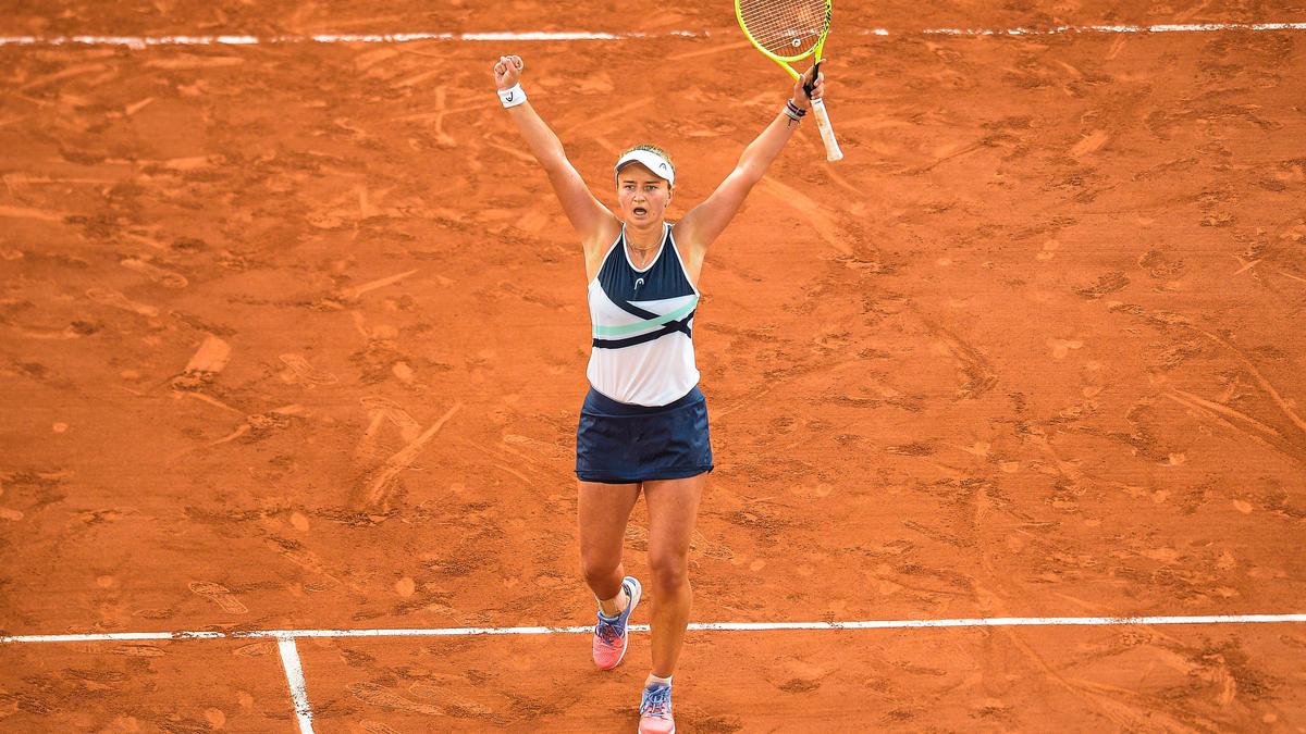 Barbora Krejcikova siegte in Paris