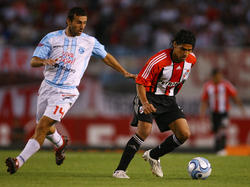 Radamel Falcao bei River Plate
