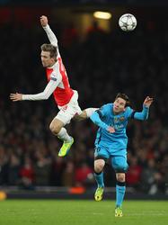 Arsenals Lufthoheit
